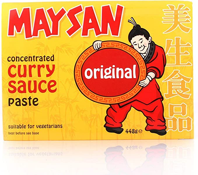 Maysan Original Curry Sauce Paste 448 G