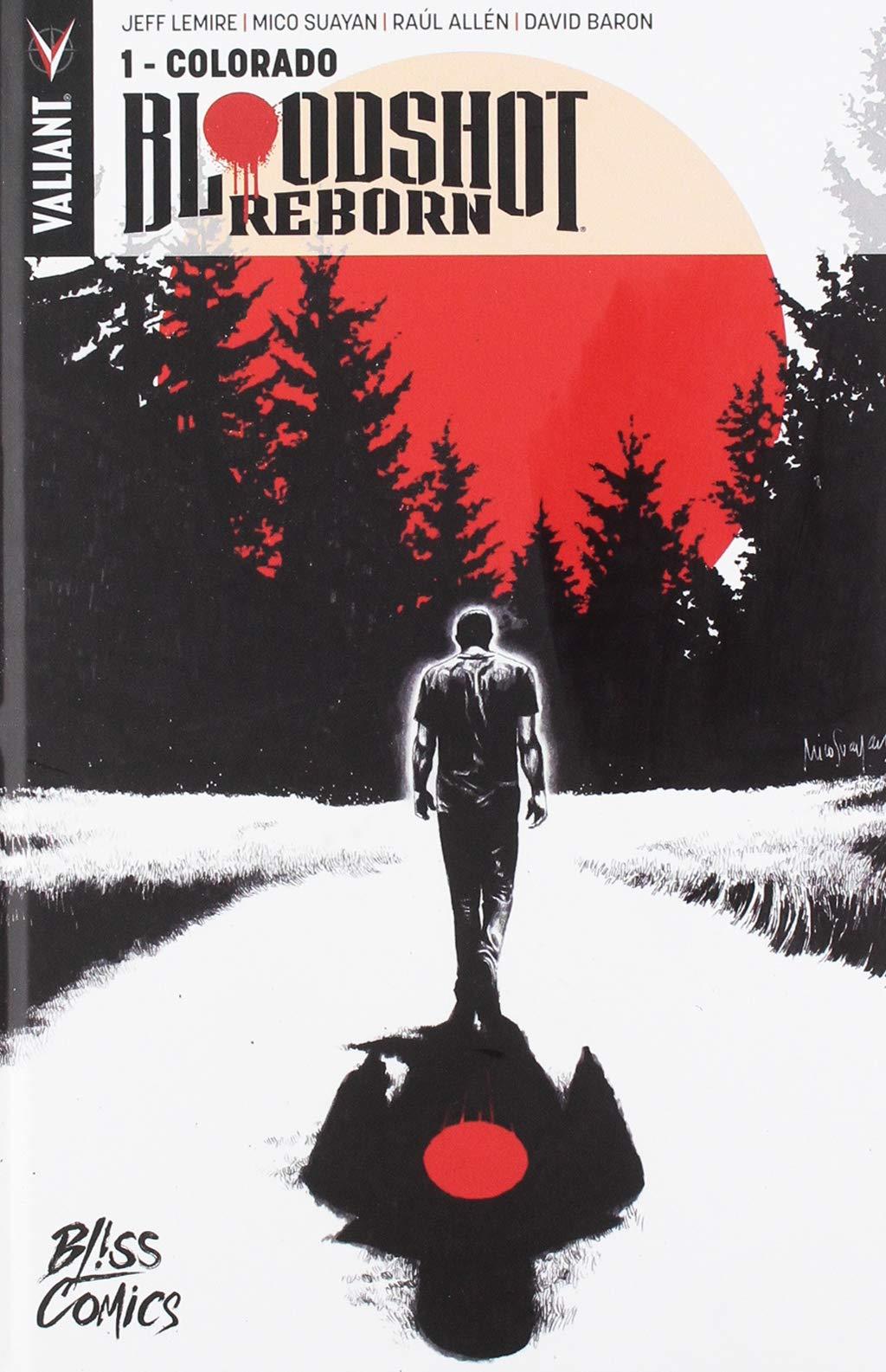 Bloodshot Reborn : Pack en 2 volumes : Tome 1, Colorado ; Tome 2, La traque Valiant: Amazon.es: Jeff Lemire, Butch ...
