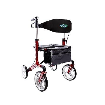 Amazon.com: Walker Atlantis - Andador con ruedas de 10.0 in ...