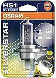 Osram HS1 Silver Star 64185SVS-01B Headlight Bulb (12V, 35W)