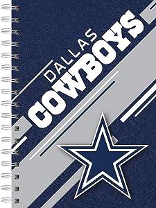 Turner Sports Dallas Cowboys Spiral Journal (8140802)