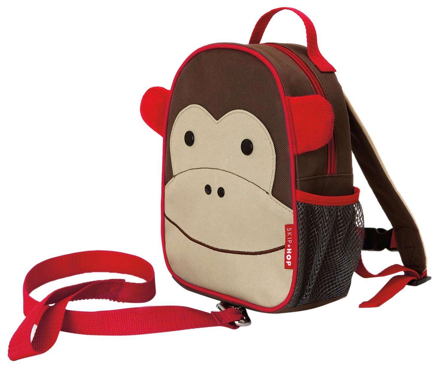 Skip Hop Toddler Leash and Harness Backpack, Zoo Collection, Monkey