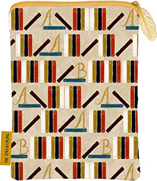 Funda para Ebook Diseño Librería 14x19,5cm: Amazon.es: Electrónica
