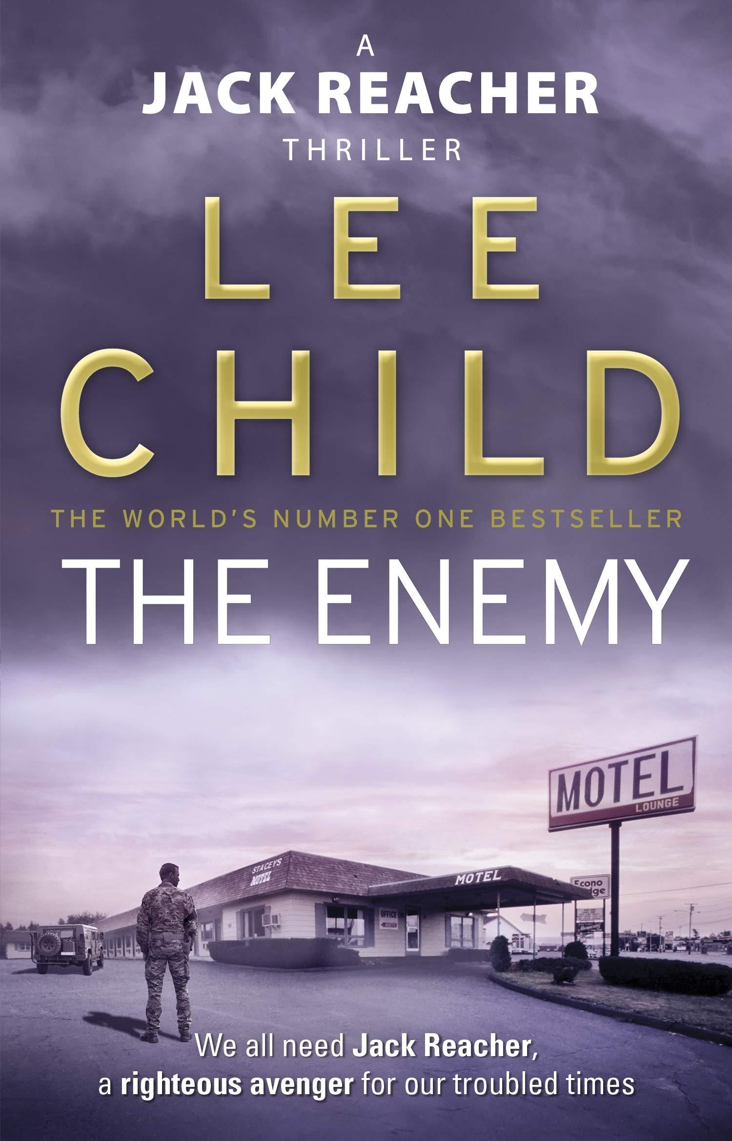 The Enemy: (Jack Reacher 8) ebook