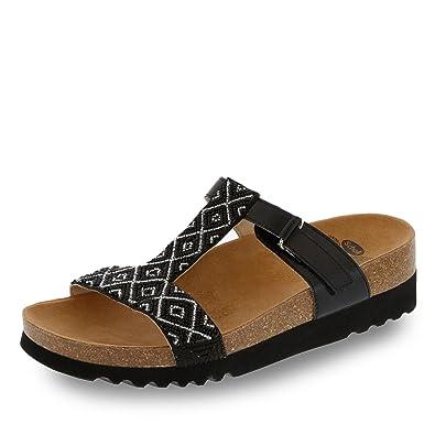 8fbe068d9cdf82 Scholl Sandalen Ohne riemen astrelle: Amazon.fr: Chaussures et Sacs