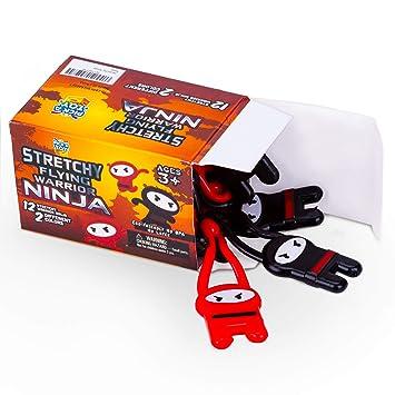 Pick A Toy Ninjas elásticos voladores [12 Piezas] | Ninjas ...