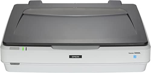 Epson Expression 12000XL-GA Flatbed Scanner