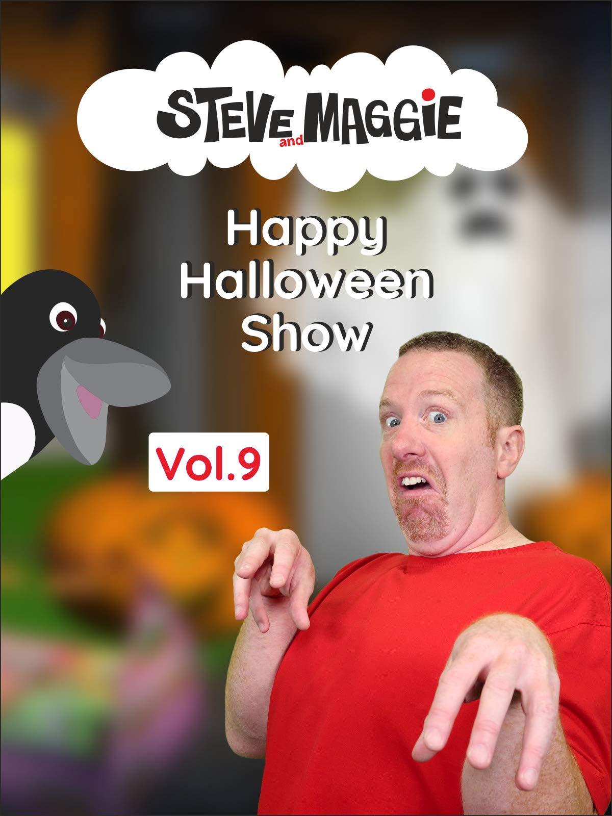 Steve and Maggie - Happy Halloween Show (Vol. 9) on Amazon Prime Video UK