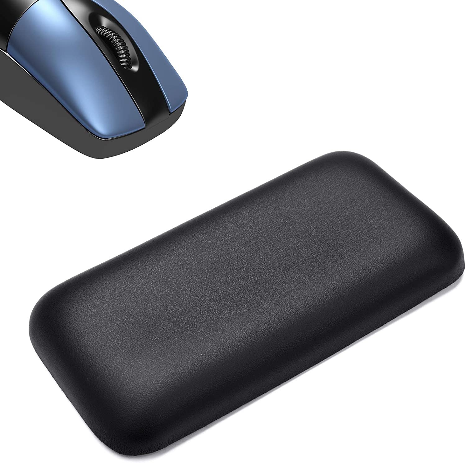 leather wrist rest support Mouse Wrist rest corporate gift mouse wrist pad Desk Accessory WORK FROM HOME ergonomic wrist support
