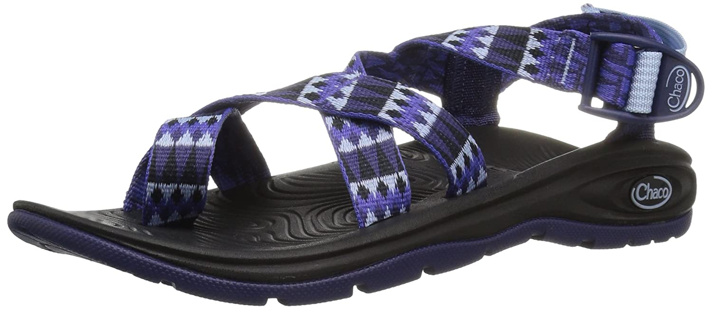 Chaco Women's Zvolv 2 Athletic Sandal B01H4XCIVO 5 B(M) US|Gelato Blues