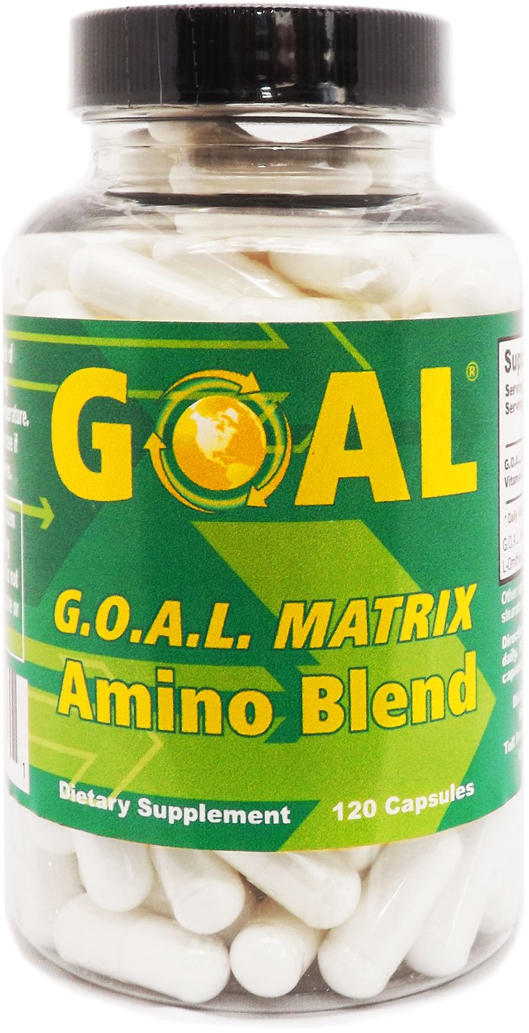 Natural Anti Aging and Growth Formula by GOAL - Helps Balance Hormone Levels in The Human Body - Boost Energy, Strength & Muscle Tone, Better Sleep, Performance & Skin Tone for Men & Women by GOAL