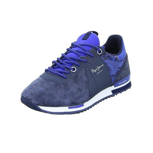 Pepe Jeans Herren Tinker Racer Mix Sneaker