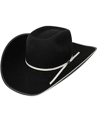 dce0cf9828d50f Resistol Men's Snake Eyes Wool Cowboy Hat at Amazon Men's Clothing store: