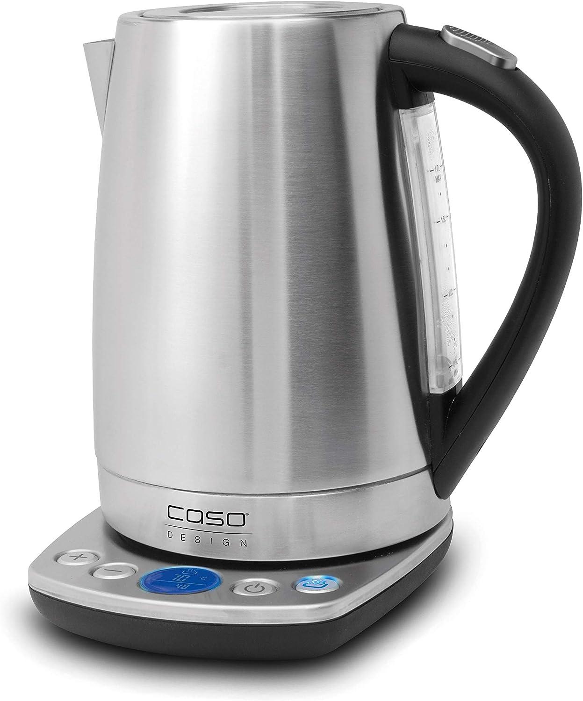 CASO 1870 Wasserkocher WK 2200 Heißwasserspender Edelstahl NEU!!