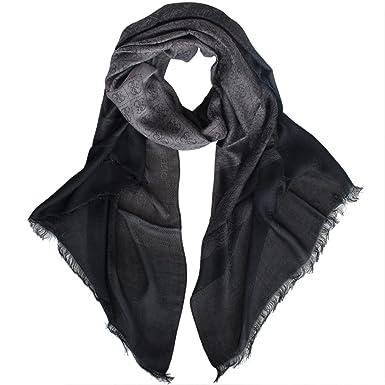 Guess - Echarpe - Femme noir noir Taille unique  Amazon.fr ... f63c8b4b602