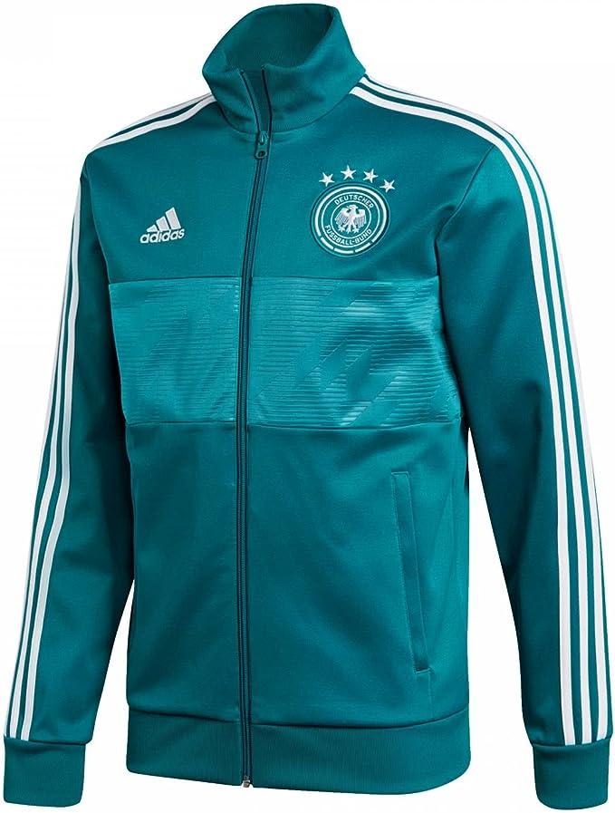 adidas Herren Trainingsjacke DFB 3 Streifen: