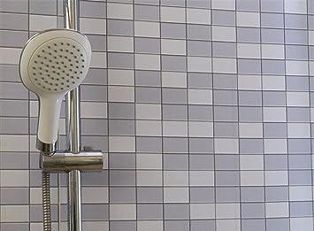 Tapete Selbstklebende Wasserdichte Toilette dekorative Aufkleber ...