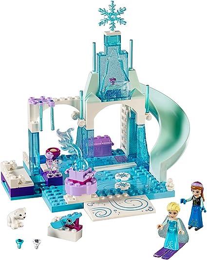 Amazon Com Lego L Disney Frozen Anna Elsa S Frozen Playground
