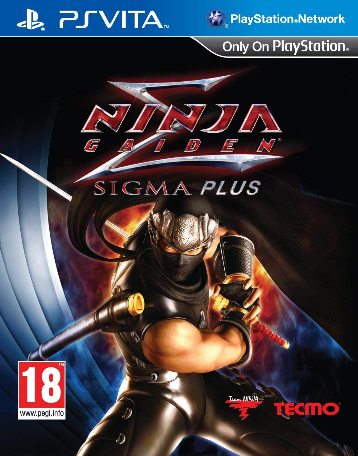 Amazon.com: Ninja Gaiden Sigma Plus (PS Vita) (UK) (UK ...