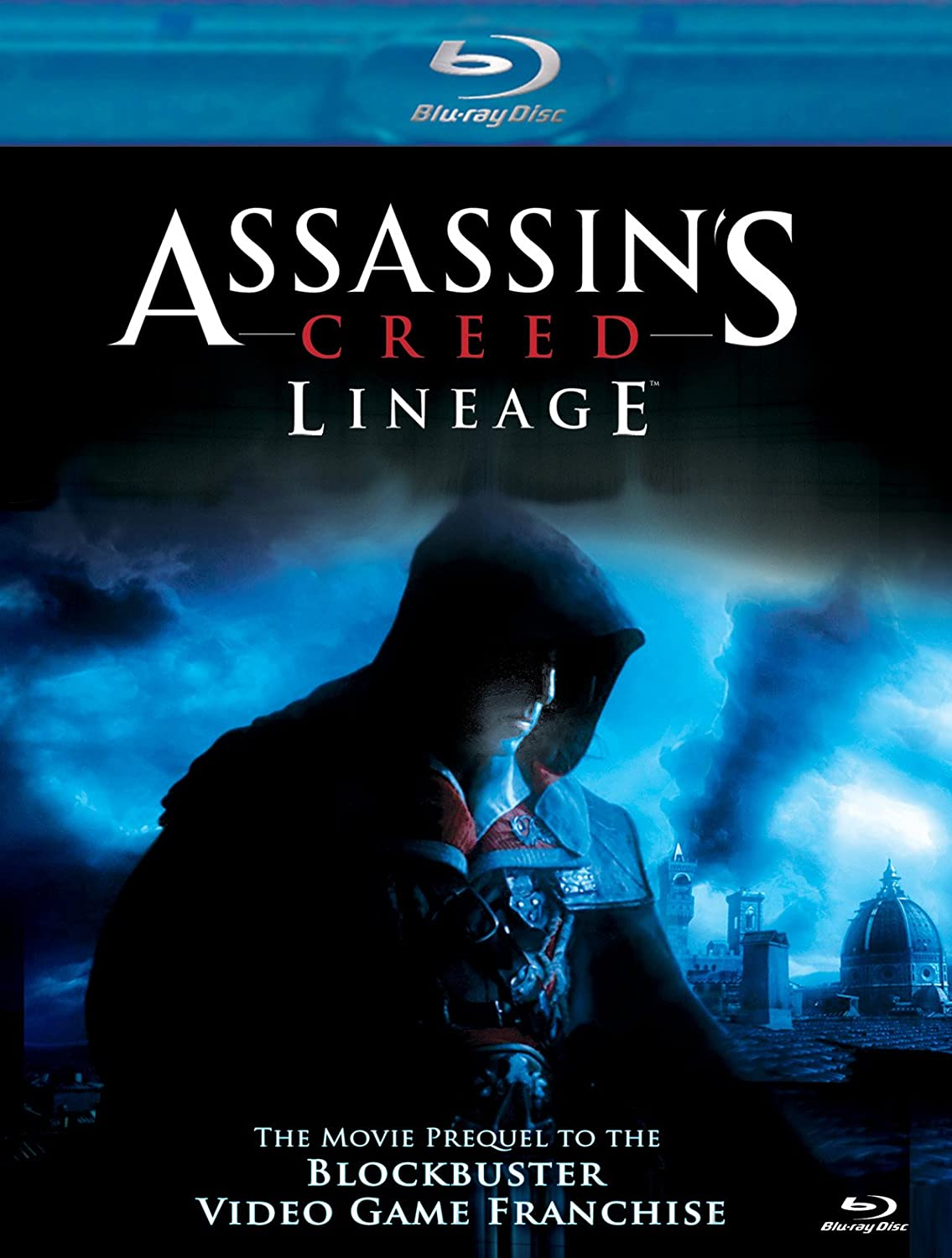 Amazon Com Assassin S Creed Lineage Blu Ray Romano Orzari Yves Simoneau Movies Tv