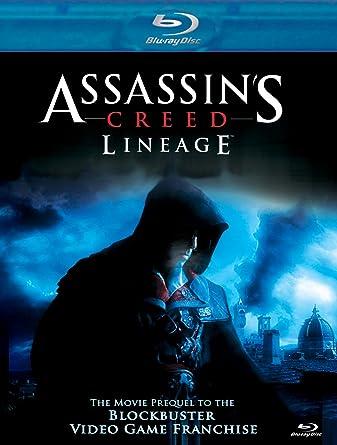 Amazon Com Assassin S Creed Lineage Blu Ray Romano Orzari