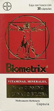 Biometrix Polivitaminas con Mineral, 30 Cápsulas