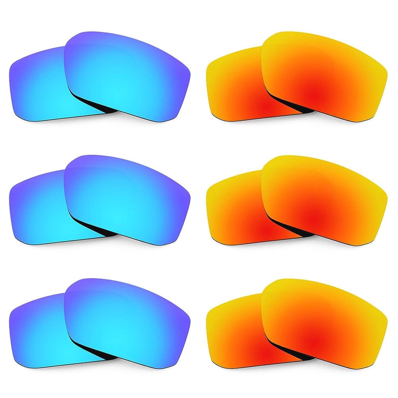 新発売 Spy Optic McCoy B01CGXW0P6 K029 用Revant交換レンズ 偏光6 ペアコンボパック K029 Optic B01CGXW0P6, 北の菓子 菓風:6ede7d4c --- arianechie.dominiotemporario.com