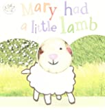 Mary had a Little Lamb (Little Learners Finger Puppet Book)