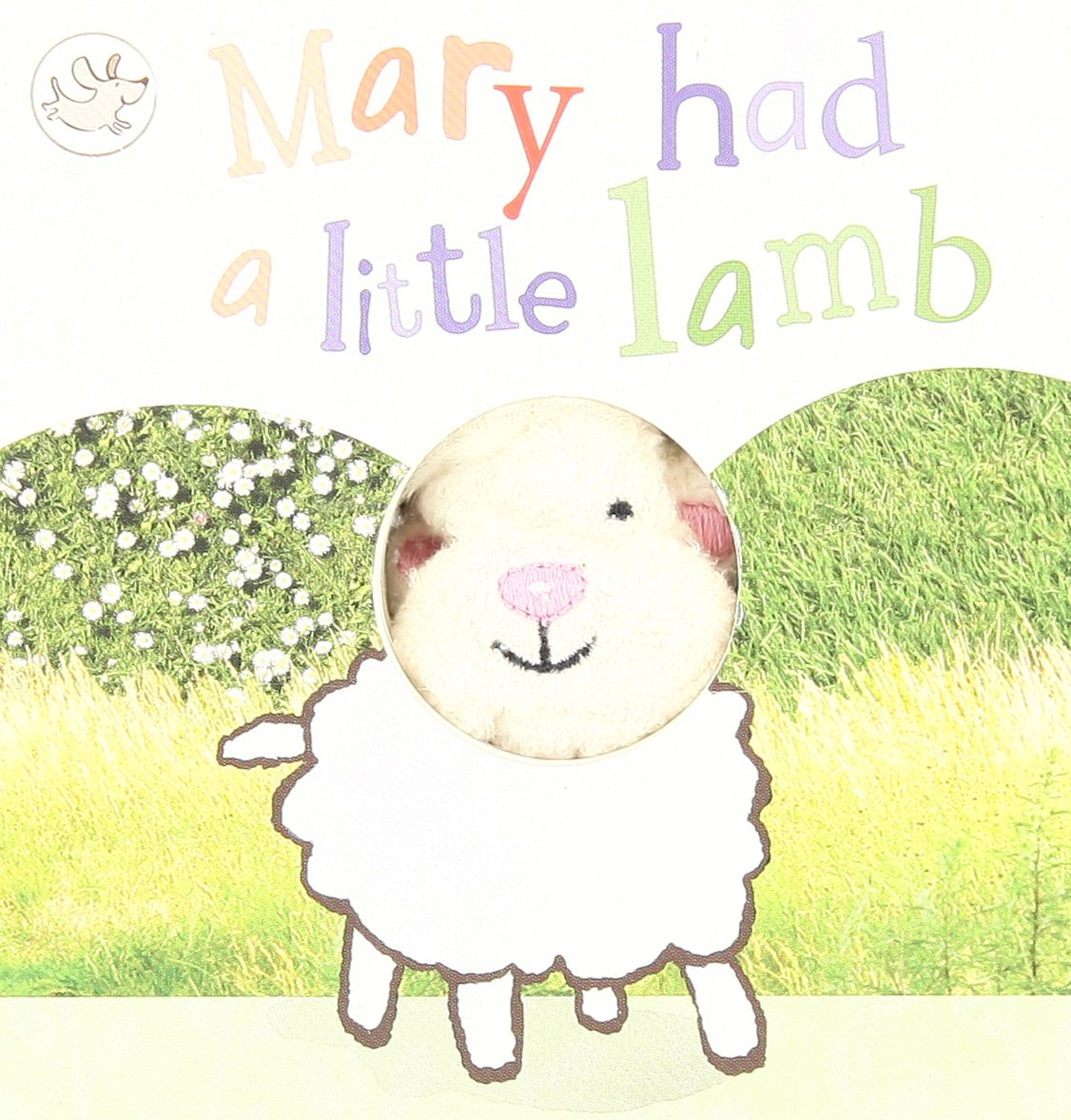 Download Mary Had a Little Lamb Finger Puppet Book (Little Learners Finger Puppet Book) pdf