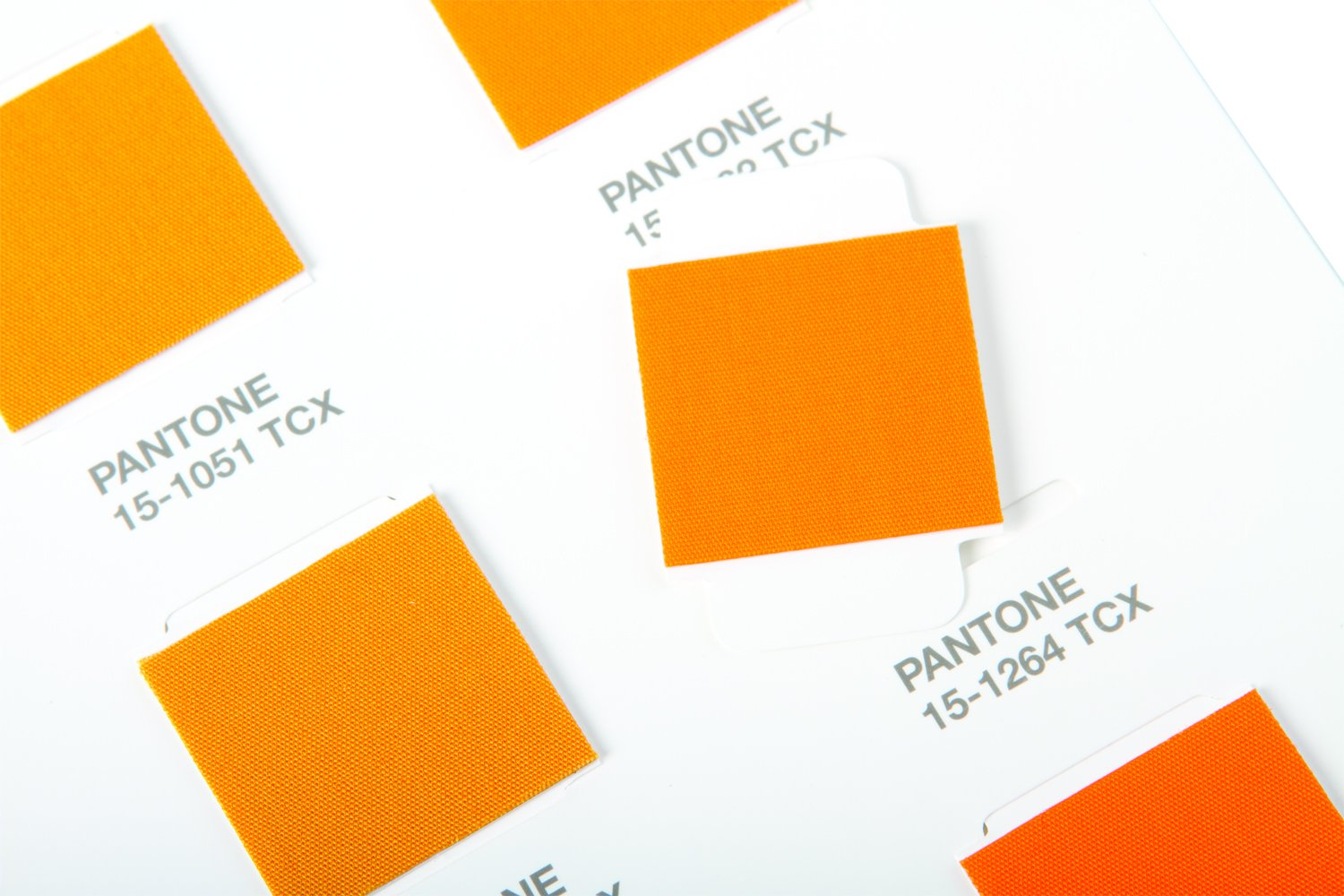 Pantone Cotton Chip Set Supplement, FHIC410