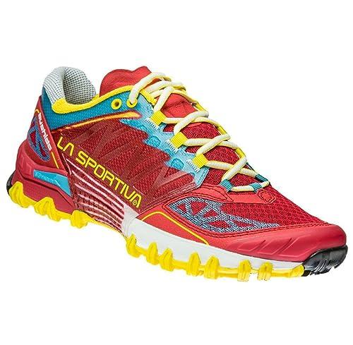 La Sportiva Bushido Woman, Zapatillas de Trail Running para Mujer: Amazon.es: Deportes y aire libre