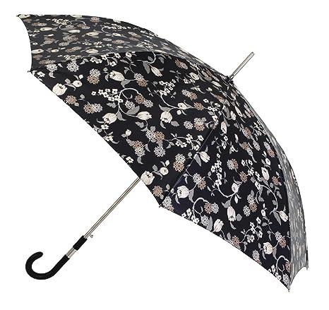 Si te gustan los estampados minimalistas de inspiración japonesa, te gustará este paraguas Vogue largo
