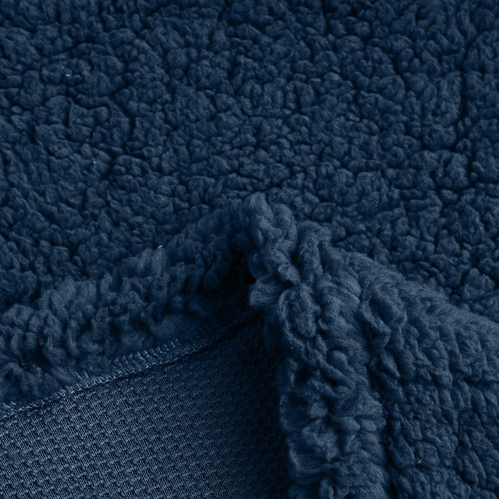 YiYLunneo Women Coat Button Woolen Long Sleeve Pocket Cardigan Parka Outerwear Overcoat Tops
