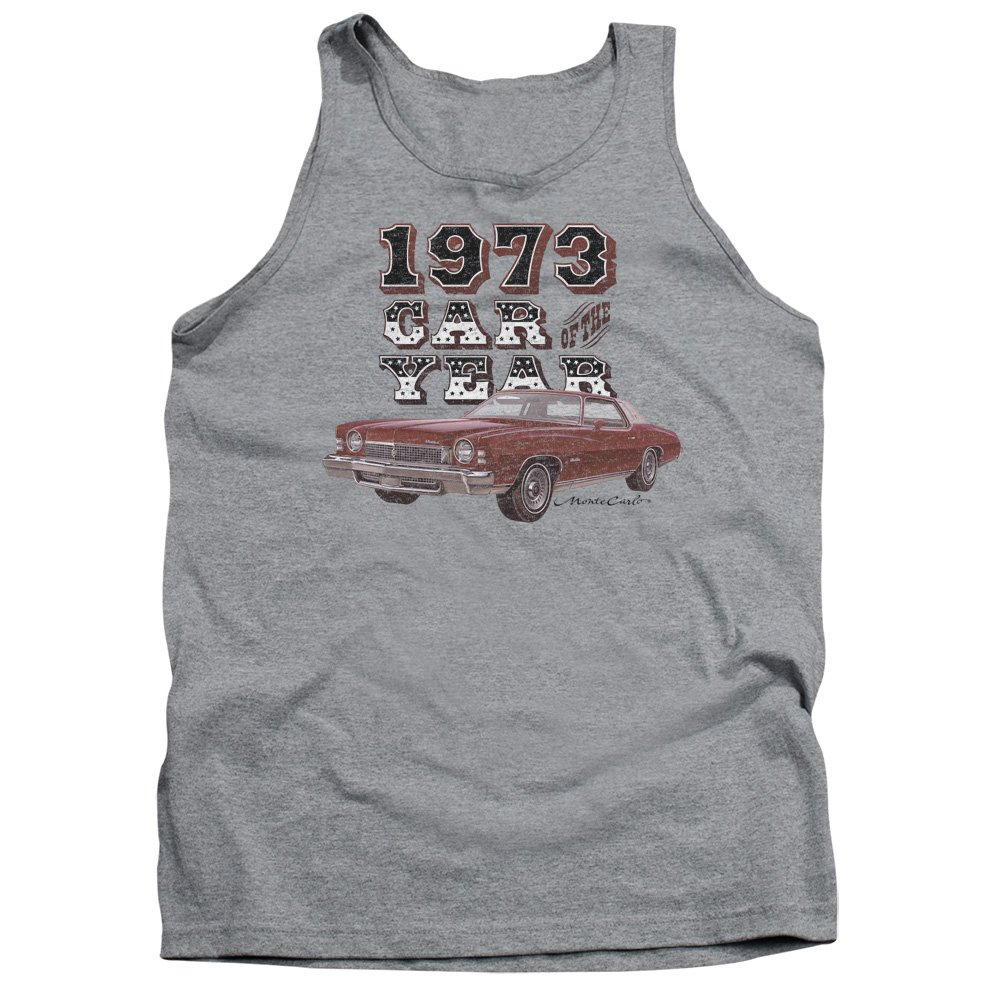 Chevrolet Mens Car of The Year Tank Top