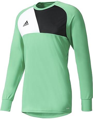 3dc2952fd adidas Men's Assita 17 Goalkeeper Long Sleeve Jersey
