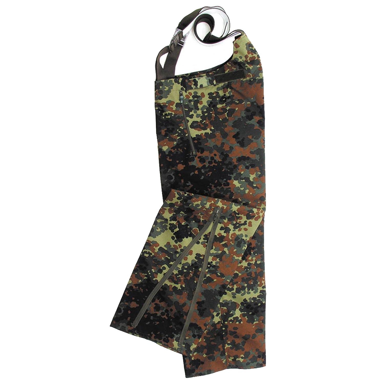 bb20a36c9282b Genuine German Army Combat Waterproof Flecktarn Gore Tex Bib and Brace  Trousers: Amazon.co.uk: Clothing