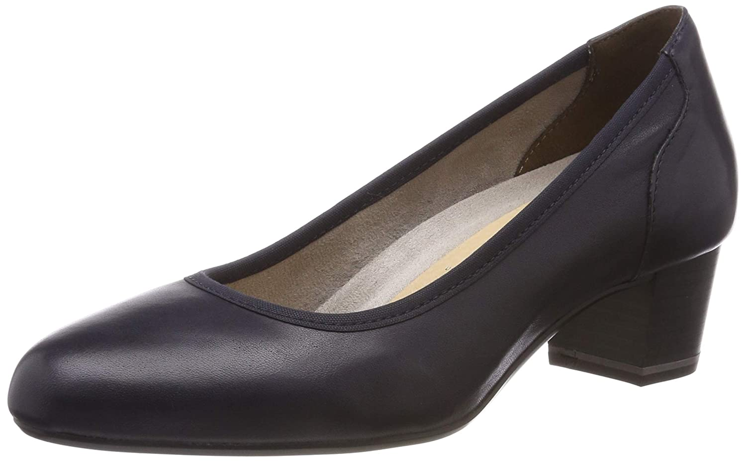 Blau (Navy Leather 848) Tamaris Damen 1-1-22301-22 Pumps