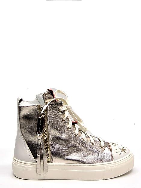 quality design 8aef2 610a0 Elisabetta Franchi Sneakers Donna SA24S76E2 Giallo 40 ...