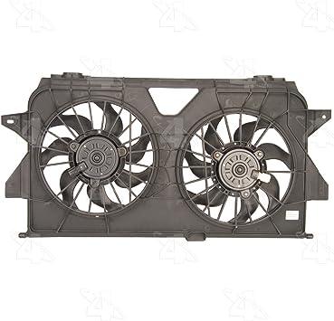 Engine Cooling Fan Clutch 4 Seasons 36969