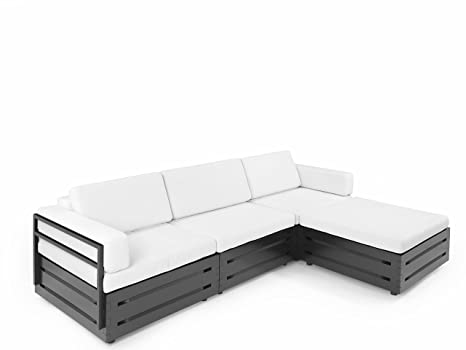 Awe Inspiring Amazon Com Slim Furniture Full Size Furniture 4 Piece Couch Unemploymentrelief Wooden Chair Designs For Living Room Unemploymentrelieforg
