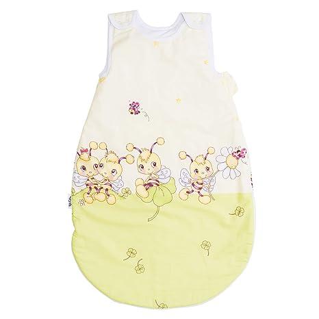 Happy Bees (Abejas) PatiChou Sacos de dormir para bebés 0-6