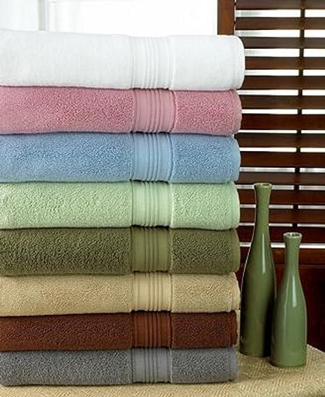 Toalla de baño turco Ralph Lauren regente de algodón 30X58