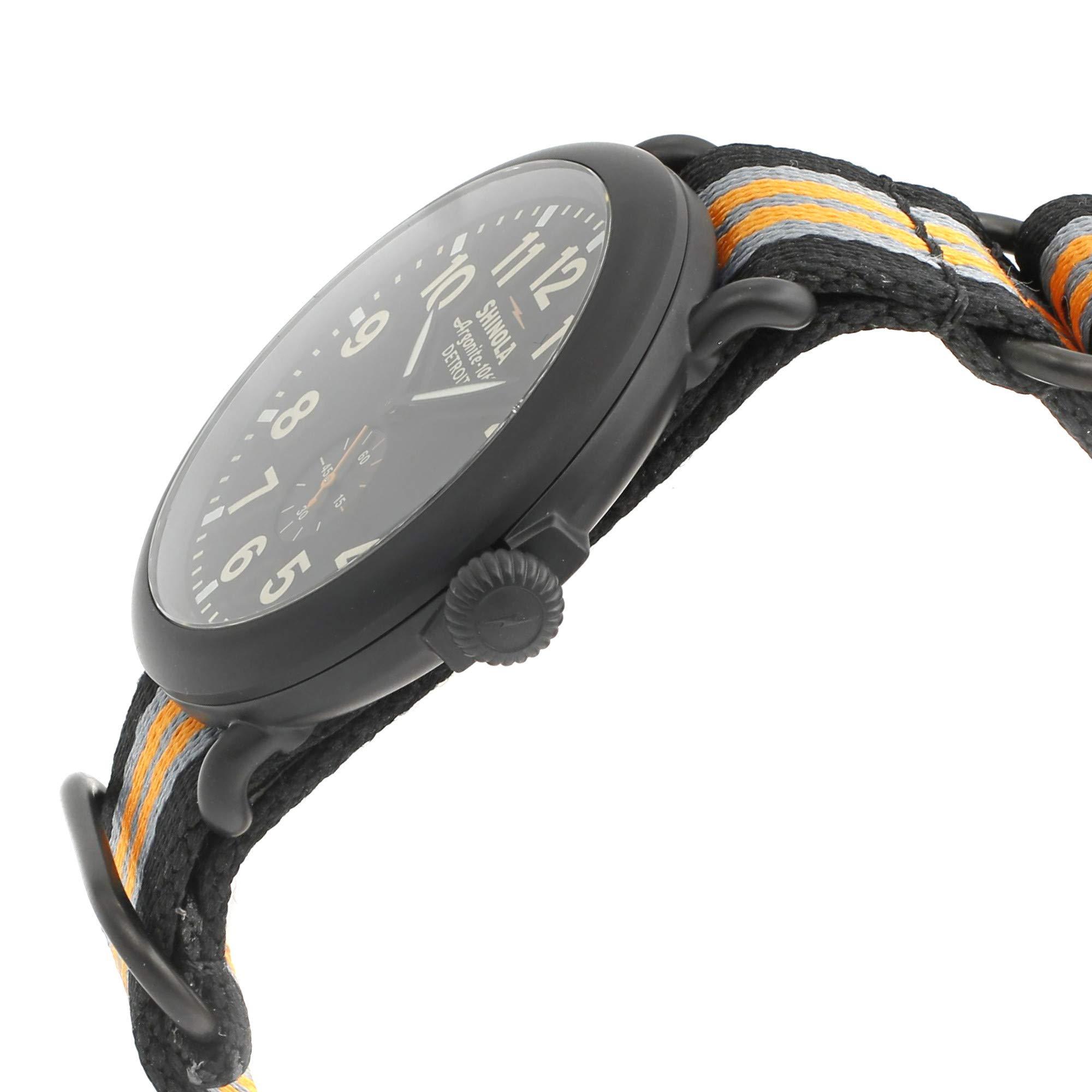 Shinola The Runwell Quartz Male Watch 10000142 (Certified Pre-Owned) by Shinola (Image #3)