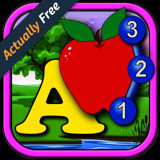 Kinder ABC und zählen beitreten und verbinden das Dot Puzzle-Spiel - lernen das Alphabet zählen, Formen und Zahlen geeignet für Kleinkind und Vorschulalter Kleinkinder 2 +