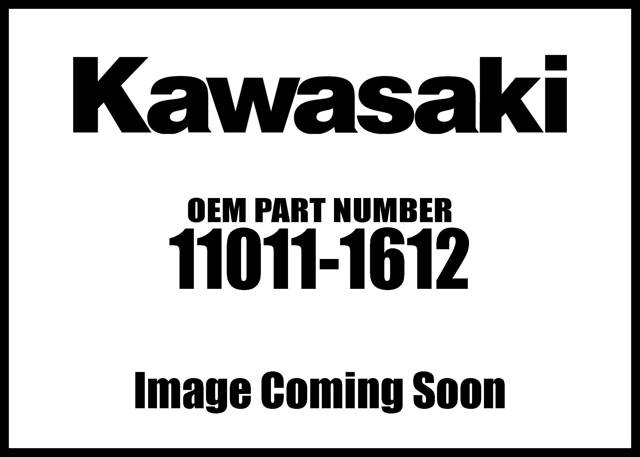 Kawasaki 2001-2018 Kx100 Kx85 Air Filter Case 11011-1612 New Oem