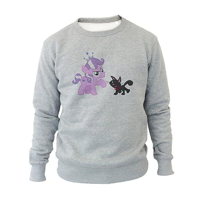 My Little Pony Diamond Tiara Smile Bad XXL Unisex Sweater: Amazon.es: Ropa y accesorios
