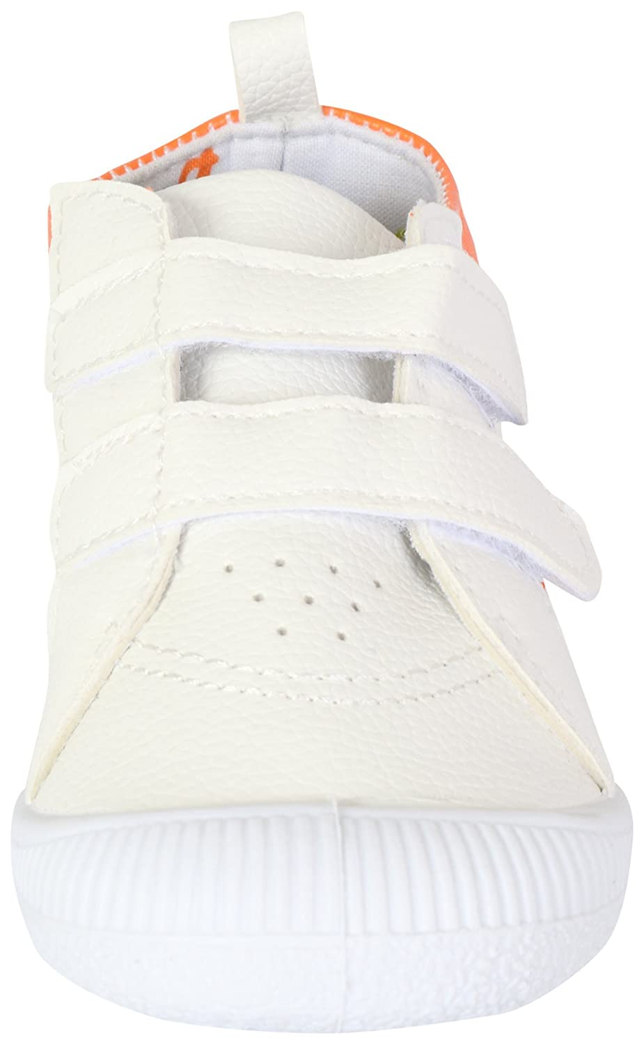 Gerber Baby Boys Early Walker Double Strap Sneakers White 3 M US Infant