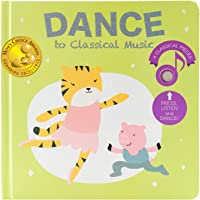 Cali's Books Dance with Me to Classical Music - Press, Listen and Dance! Sound Book - Best Interactive and Educational…
