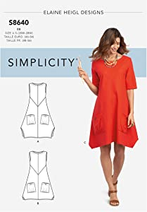 SIMPLICITY CREATIVE CORP Simplicity Pattern 10-12-14-1, 10-12-14-16-18