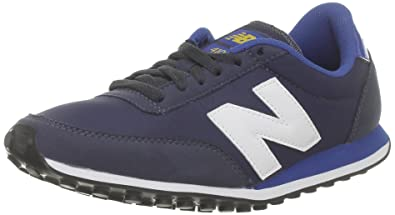 separation shoes 4dc32 ff1b4 New balance U410, Baskets mode mixte adulte - Bleu (Navy Blue),